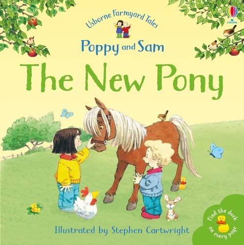 9780746063194: New Pony (Mini Farmyard Tales)