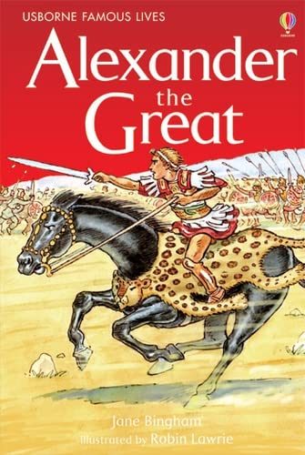 9780746063262: Alexander the Great (Famous Lives)