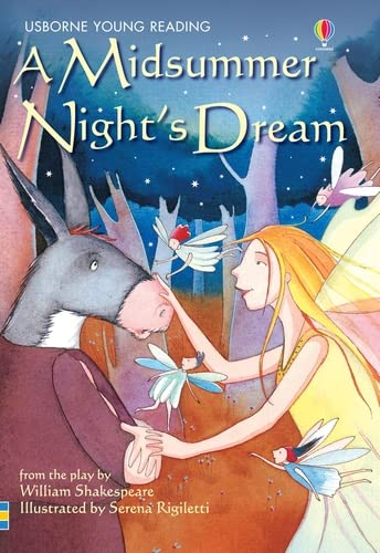 9780746063330: A Midsummer Night's Dream (3.2 Young Reading Series Two (Blue))