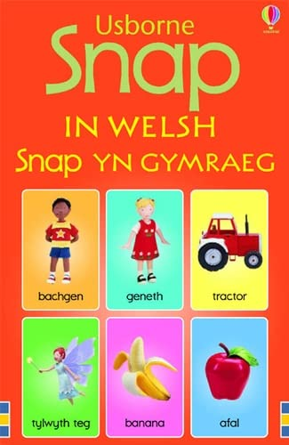 9780746063385: Snap Cards in Welsh