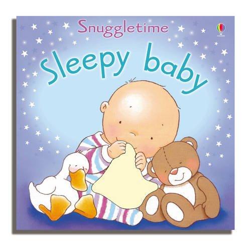 9780746063675: Sleepy Baby (Usborne Snuggletime S.)