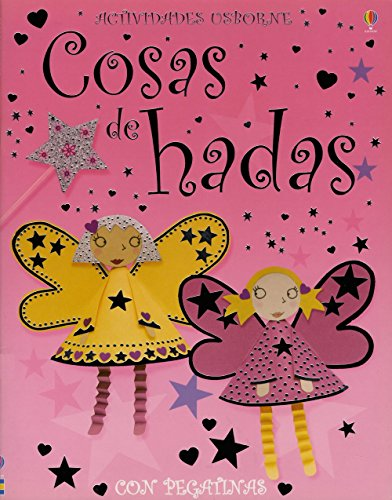 9780746063934: Cosas de hadas, con pegatinas (Titles in Spanish)