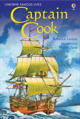 9780746064252: Captain Cook (Famous Lives)