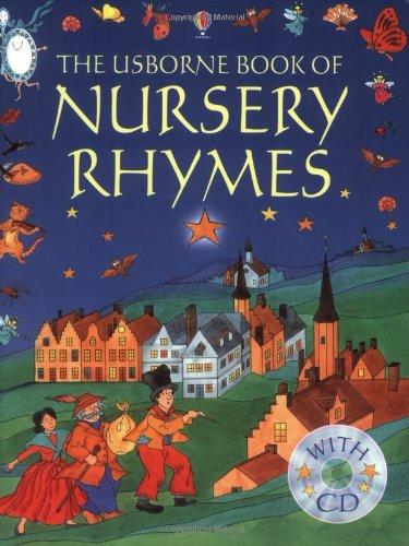 9780746064306: The Usborne Book of Nursery Rhymes