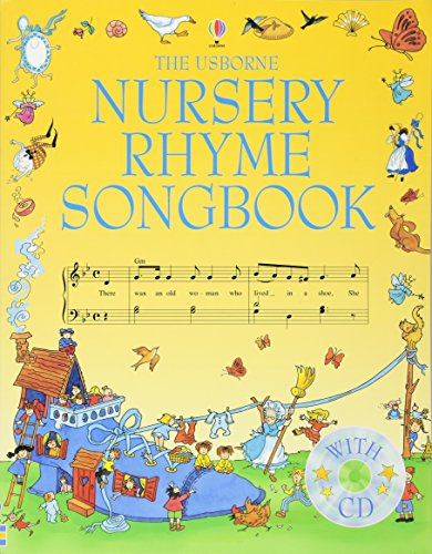 9780746064313: The Usborne Nursery Rhyme Songbook with CD