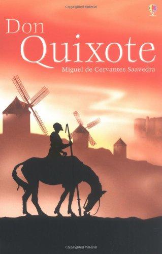 9780746064368: Don Quixote (Usborne classics)