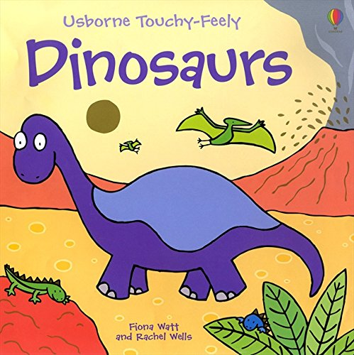 9780746064450: Touchly Feely Dinosaurs (Touchy-Feely Board Books)