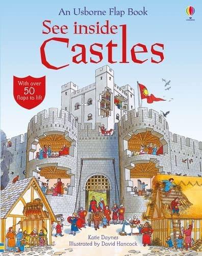 9780746064467: See Inside: Castles