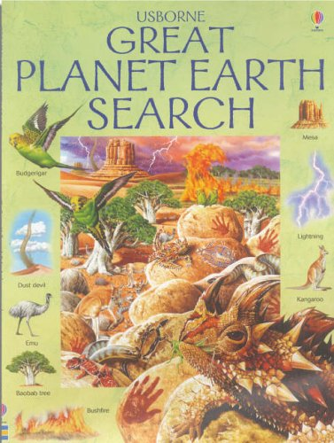 Great Planet Earth Search: Emma Helbrough