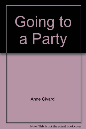 9780746065112: Going to a Party