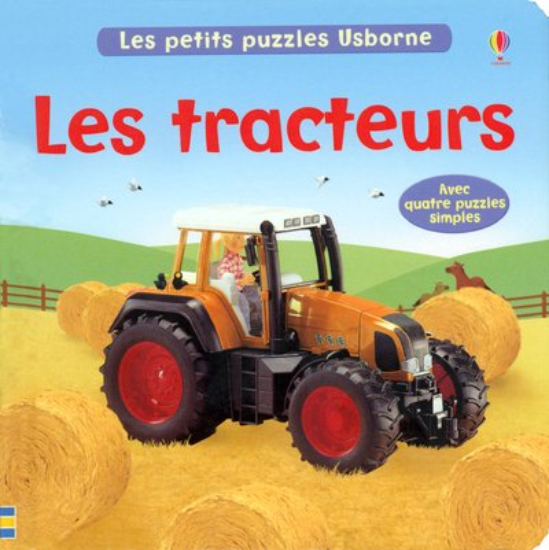 9780746065648: Les tracteurs