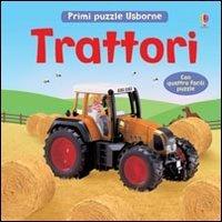 9780746066126: Trattori (Mattonella Usborne)