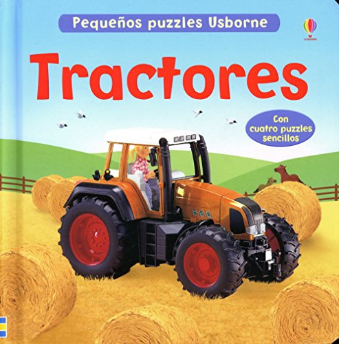 9780746066423: Tractores / Tractors (Pequenos Puzzles Usborne / Small Puzzles) (Spanish Edition)