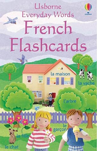 9780746066546: Everyday Words French Flashcar (Everyday Words Flashcards)