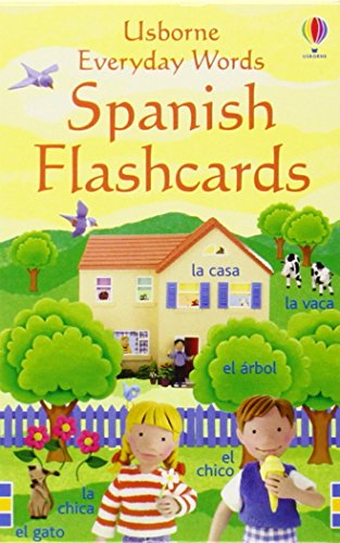 Everyday Words in Spanish: Felicity Brooks