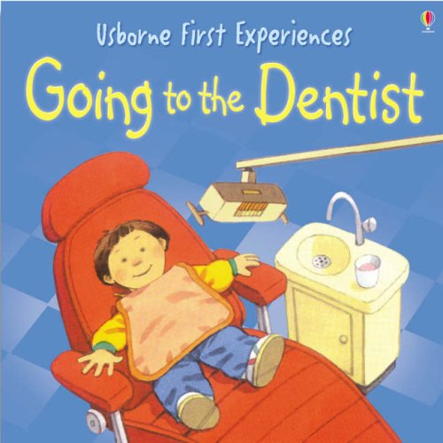 9780746066591: Going to the Dentist (Usborne First Experiences)