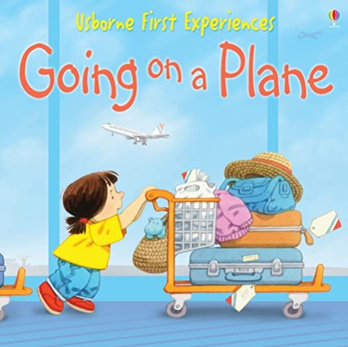 9780746066669: Going on a Plane: Miniature Edition (Usborne First Experiences)
