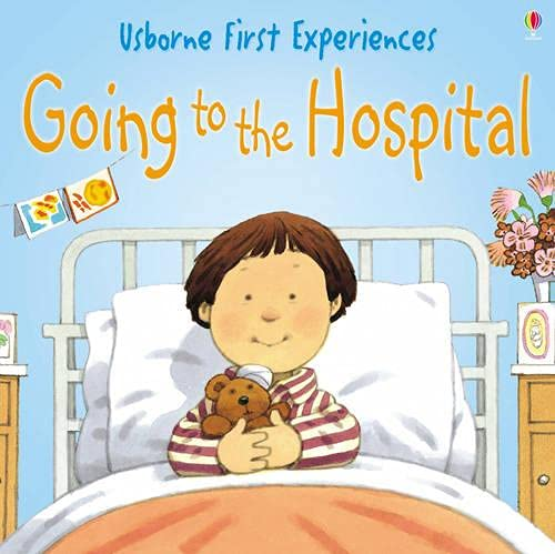 Going to the Hospital: Miniature Edition (Usborne First Experiences): Civardi, Anne