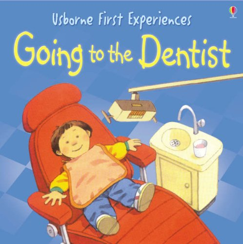 9780746066683: Going to the Dentist (Usborne First Experiences)