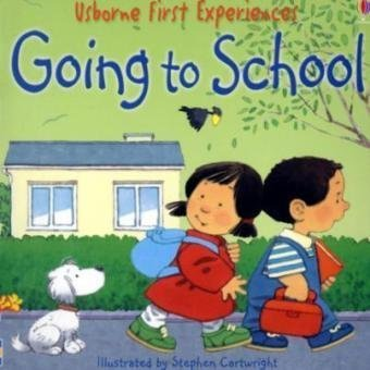 9780746066690: Going to School: Miniature Edition (Usborne First Experiences)