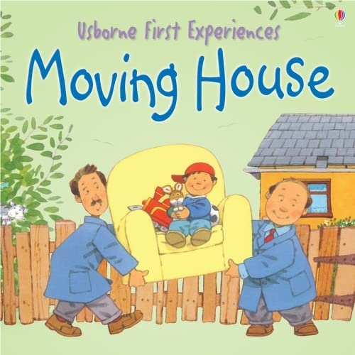 9780746066706: Moving House: Miniature Edition (Usborne First Experiences)