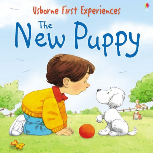 9780746066713: New Puppy: Miniature Edition (Usborne First Experiences)