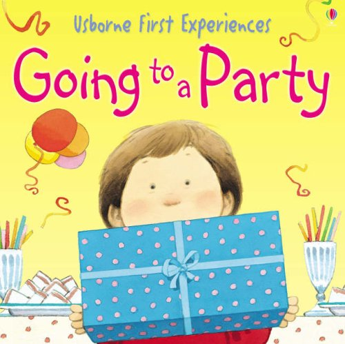 9780746066720: Going to a Party: Miniature Edition (Usborne First Experiences)