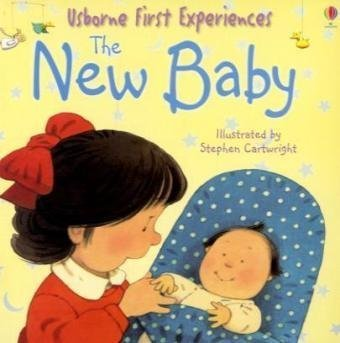 9780746066744: The New Baby: Miniature Edition (Usborne First Experiences)