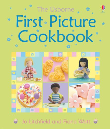9780746066768: First Picture Cookbook