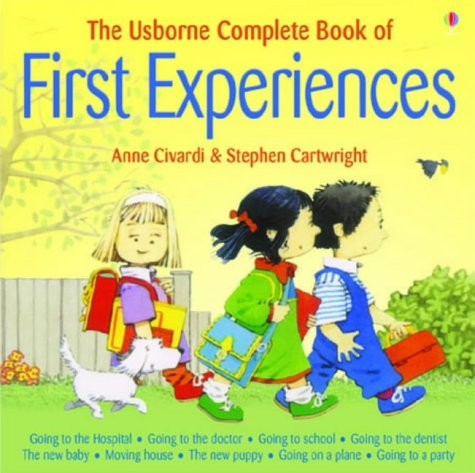 9780746067017: Usborne First Experiences, Collection: