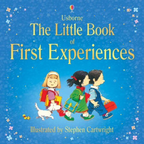 9780746067024: Little Book of First Experiences - Collection (First Experiences)
