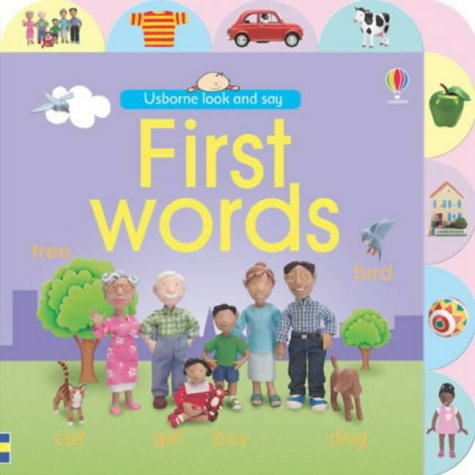 9780746067031: First Words (Look and Say)