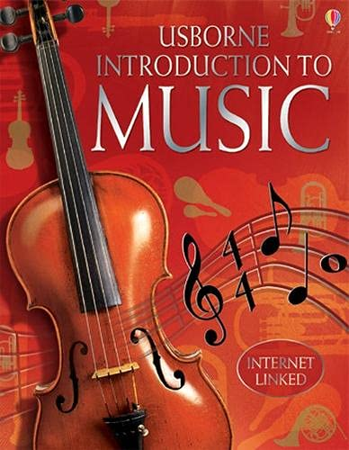 9780746067970: Usborne Internet-linked Introduction to Music