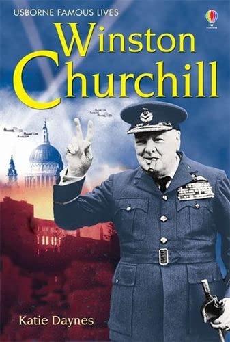9780746068144: Winston Churchill (Famous Lives)