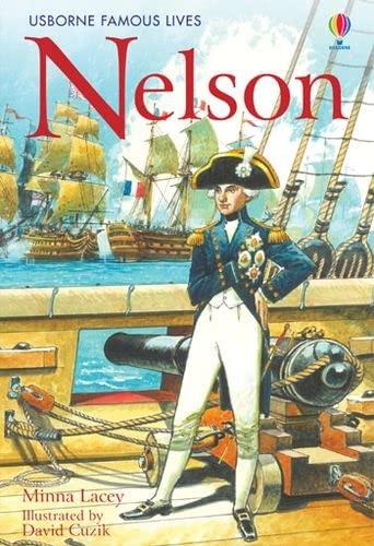 9780746068175: Nelson (Famous Lives)