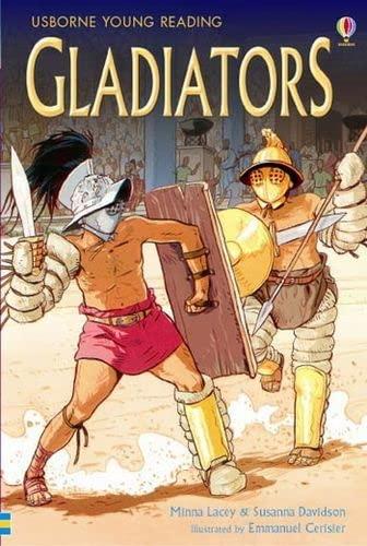 Gladiators (Young Reading (Series 3)): Lacey Gaudenzi Staff;