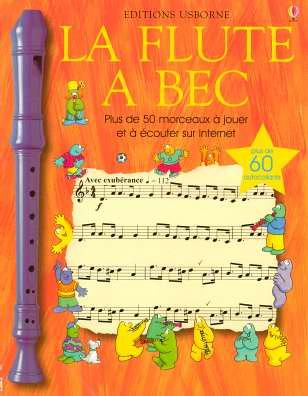 9780746068533: La flûte à bec