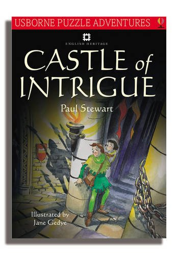 9780746068922: Castle of Intrigue: English Heritage Edition (Usborne Puzzle Adventures)