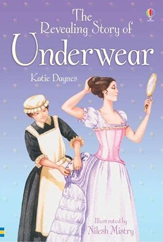 9780746069356: The Revealing Story of Underwear (Usborne Young Reading)