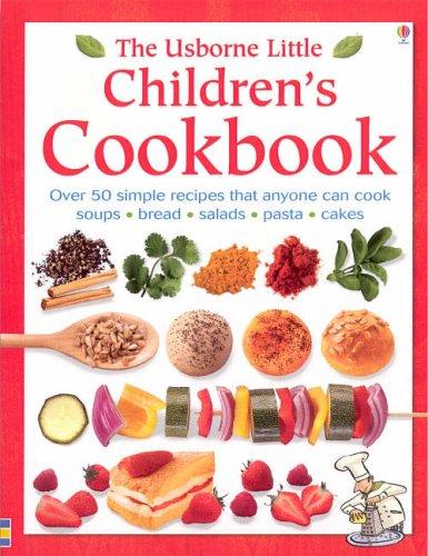 9780746069417: The Usborne Little Children's Cookbook (Usborne Little Books)