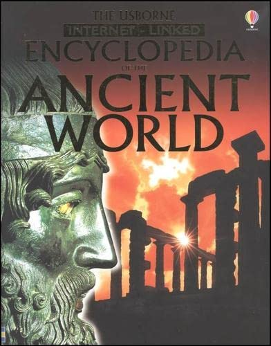 9780746069448: The Usborne Internet-linked Encyclopedia of the Ancient World