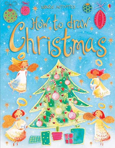 9780746069745: How to Draw - Christmas