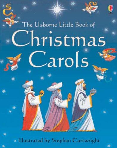 9780746069776: The Usborne Little Book of Christmas Carols