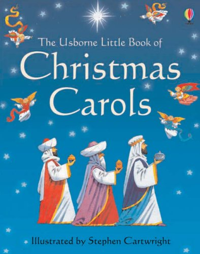 9780746069776: The Usborne Little Book of Christmas Carols