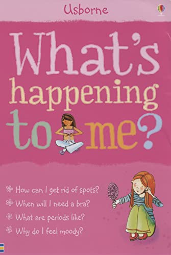 9780746069950: WHAT'S HAPPENING TO ME? (GIRLS EDITION) by Meredith, Susan ( Author ) on Dec-01-2006[ Paperback ]
