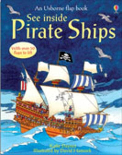 9780746070048: See Inside Pirate Ships