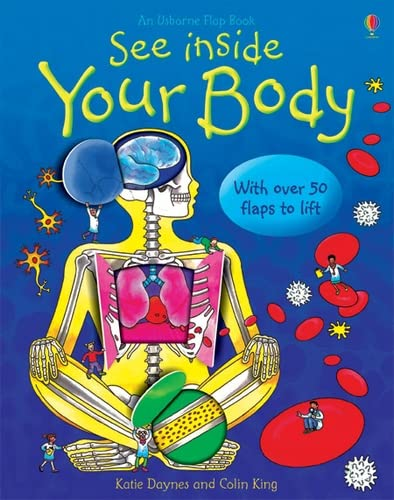 9780746070055: See Inside Your Body