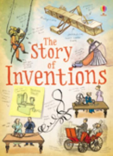 9780746070093: The Story of Inventions