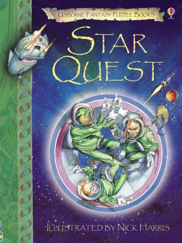 9780746070130: Star Quest (Usborne Fantasy Adventure)