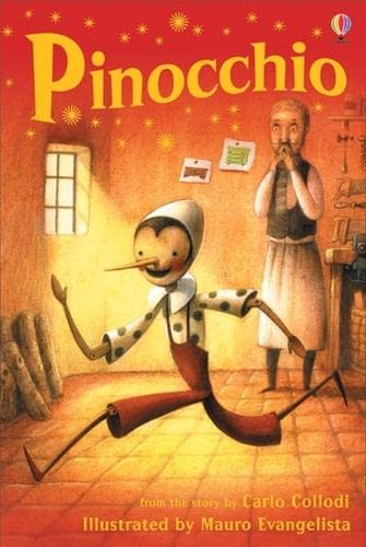 Pinocchio (Young Reading Level 2) [Paperback] NILL (9780746070161) by NILL